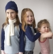 Children wearing Marselme Merino clothes